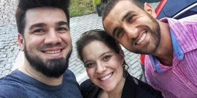Pastor Felipe Valadão e Mariana Valadão