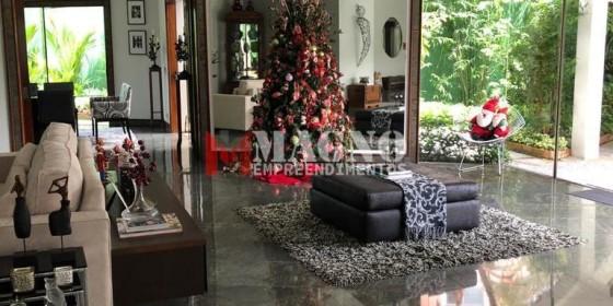 Linda casa no condomínio Mandala na Barra da Tijuca